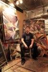 Portrait Paum Abstract Series 2